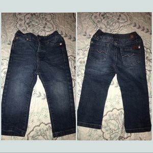 Other - •7 for All Mankind• Toddler Jean